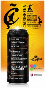 FESTIVAL CAIRINHENA @ KIOSKO DE LA MUSICA | Cariñena | Aragón | España