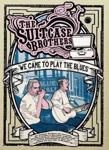 THE SUITCASE BROTHERS @ Sala Zeta | Zaragoza | Aragón | España