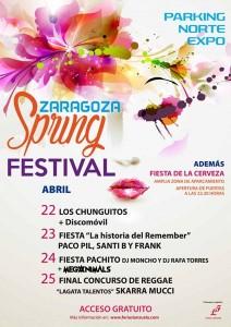 ZARAGOZA SPRING FESTIVAL @ River Sound Festival - Parking Norte Expo | Zaragoza | Aragón | España