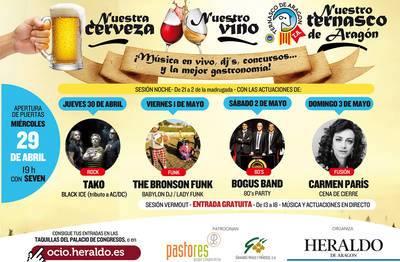 conciertos ARAGON FEST