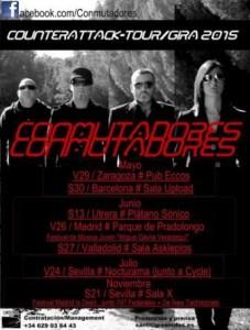 CONMUTADORES + ESQUIZOFRENIA + LAS DEPECHE Djs @ PUB ECCOS | Zaragoza | Aragón | España