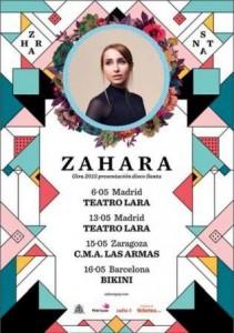 ZAHARA @ LAS ARMAS | Zaragoza | Aragón | España