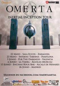 OMERTA + EVERNIGHT + BLACK SEAL @ PUB ECCOS | Zaragoza | Aragón | España