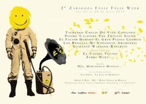 2º ZARAGOZA FELIZ FELIZ WEEK @ LAS ARMAS Y LA LATA DE BOMBILLAS | Zaragoza | Aragón | España