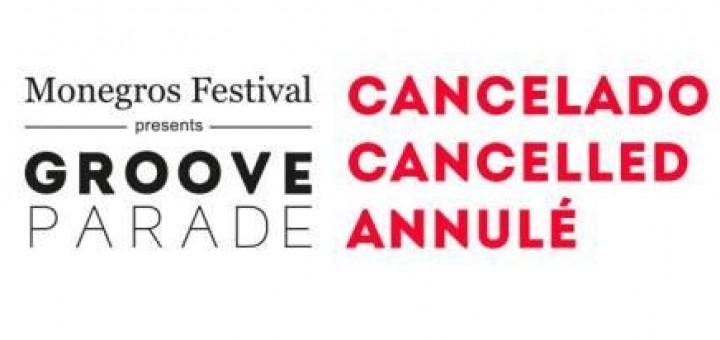 Monegros festival 2015 cancelado