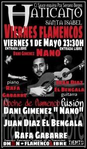 FLAMENCO FUSIÓN @ Pub Vaticano | Zaragoza | Aragón | España