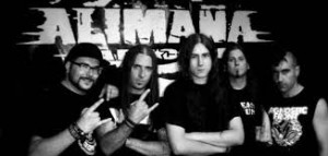 ALIMAÑA HC + WARG @ PUB ECCOS  | Zaragoza | Aragón | España