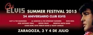 CLUB ELVIS SUMMER FESTIVAL @ LAS ARMAS / CAFETERIA | Zaragoza | Aragón | España