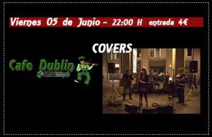 COVERS @ CAFE DUBLIN | Zaragoza | Aragón | España