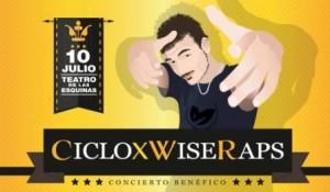 CICLO X WISE RAPS @ TEATRO DE LAS ESQUINAS | Zaragoza | Aragón | España
