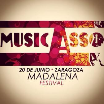 PLAZA DE LA MADALENA MUSICASSO