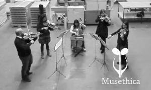 MUSETHICA @ ETOPIA - AUDITORIO ARAGON RADIO - PARANINFO - AUDITORIO DE ZARAGOZA