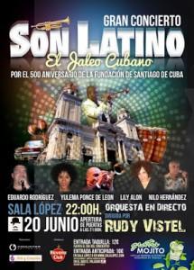 JALEO CUBANO @ SALA LOPEZ | Zaragoza | Aragón | España