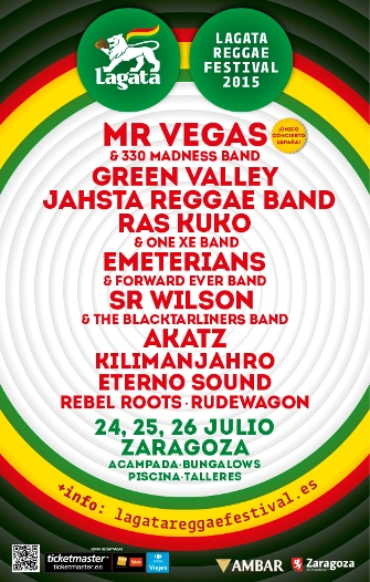festival reggae lagata