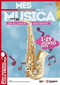 MES DE LA MUSICA EN EL CASCO HISTORICO @ Consultar lugar del Concierto