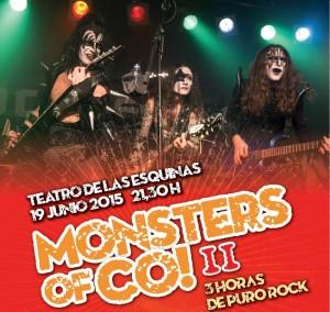 MONSTER OF CÓ! @ Teatro de las Esquinas | Zaragoza | Aragón | España