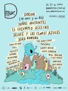 FIESTA PRESENTACION DEL POLIFONIK 2015 @ SALA LOPEZ | Zaragoza | Aragón | España