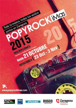 Pop y Rock 2015
