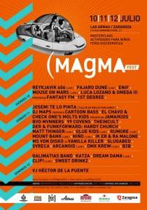 MAGMA FEST @ LAS ARMAS | Zaragoza | Aragón | España