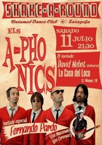 SHAKE-A-ROUND PARTY @ LA CASA DEL LOCO | Zaragoza | Aragón | España