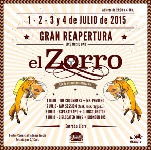 INAUGURACIÓN DEL PUB EL ZORRO @ Pub El Zorro | Zaragoza | Aragón | España