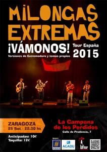 MILONGAS EXTREMAS @ LA CAMPANA DE LOS PERDIDOS | Zaragoza | Aragón | España