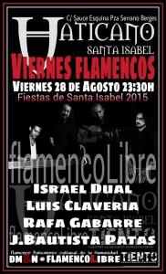 VIERNES FLAMENCOS @ Pub Vaticano | Zaragoza | Aragón | España