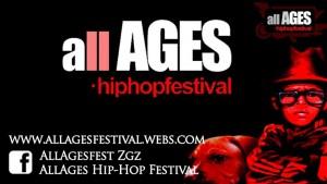 ALLAGES HIPHOP FESTIVAL 2015 @ Antiguo Matadero | Zaragoza | Aragón | España