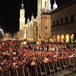 PLAZA DEL PILAR  FIESTAS DEL PILAR @ PLAZA DEL PILAR | Zaragoza | Aragón | España