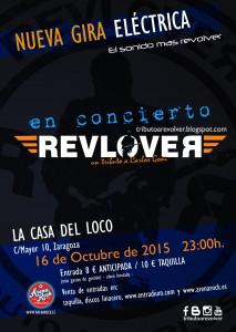 REVLOVER @ LA CASA DEL LOCO   Zaragoza   Aragón   España