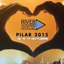 RIVER SOUND FESTIVAL 2015 - PARKING NORTE EXPO @ PARKING NORTE EXPO | Zaragoza | Aragón | España