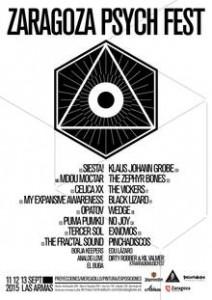 ZARAGOZA PSYCH FEST III @ Las Armas  | Zaragoza | Aragón | España