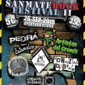 SAN MATE ROCK FESTIVAL II @ SAN MATEO DE GALLEGO | San Mateo de Gállego | Aragón | España