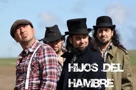 SARAQUSTA + HIJOS DEL HAMBRE @ PUB ECCOS | Zaragoza | Aragón | España