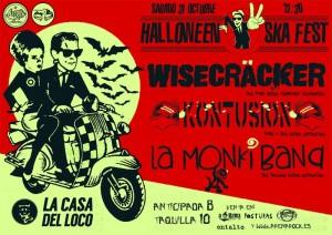 HALLOWEEN SKA FEST @ La Casa del Loco | Zaragoza | Aragón | España