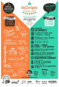 CARPA DEL TERNASCO @ Carpa del Ternasco | Zaragoza | Aragón | España