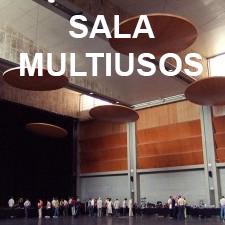SALA MULTIUSOS @ SALA MULTIUSOS | Zaragoza | Aragón | España