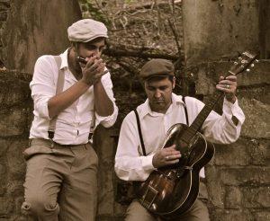 THE SUITCASE BROTHERS @ Terraza El corazón verde | Zaragoza | Aragón | España