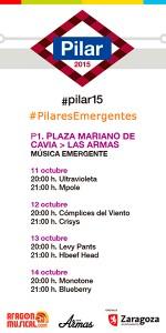 LAS ARMAS - PLAZA EXTERIOR @ LAS ARMAS | Zaragoza | Aragón | España