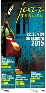 FESTIVAL DE JAZZ DE TERUEL @ Casino Turolense | Teruel | Aragón | España