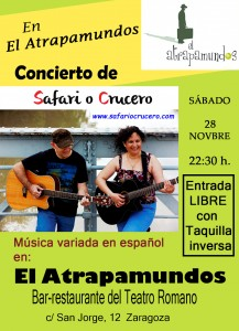 SAFARI O CRUCERO @ Museo del Teatro de Caesaraugusta | Zaragoza | Aragón | España