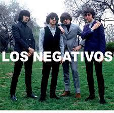 LOS NEGATIVOS @ SALA KING KONG | Zaragoza | Aragón | España