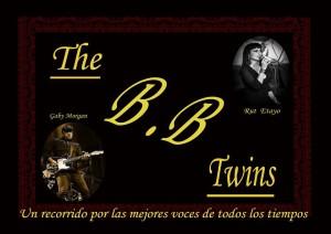 THE B.B TWINS @ LA FARANDULA, Teatro de las Esquinas | Zaragoza | Aragón | España