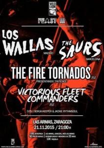 WILD LION FEAST III @ LAS ARMAS | Zaragoza | Aragón | España