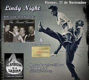 THE SWIND GARRET & ZARASWING @ EL ALAMBIQUE DE LA SABINA | Zaragoza | Aragón | España