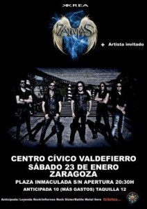 7 ALMAS @ CENTRO CIVICO VALDEFIERRO | Zaragoza | Aragón | España
