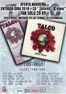 TALCO + EBRI KNIGHT @ SALA LÓPEZ | Zaragoza | Aragón | España
