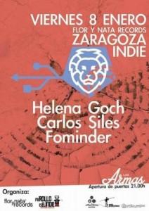 ZARAGOZA INDIE @ LAS ARMAS | Zaragoza | Aragón | España