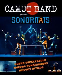 CAMUT BAND @ TEATRO DE LAS ESQUINAS  | Zaragoza | Aragón | España