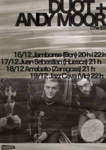 DUOT + ANDY MOOR @ AVV Arrebato  | Zaragoza | Aragón | España